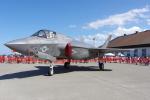 じょーじさんが、三沢飛行場で撮影したアメリカ海兵隊 F-35B Lightning IIの航空フォト(写真)