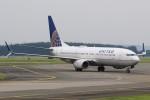 マリオ先輩さんが、横田基地で撮影したユナイテッド航空 737-824の航空フォト(写真)