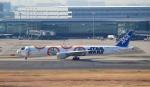 STAR TEAMさんが、羽田空港で撮影した全日空 777-381/ERの航空フォト(写真)