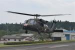 デルタおA330さんが、キャンプ富士で撮影したアメリカ陸軍 UH-60L Black Hawk (S-70A)の航空フォト(写真)