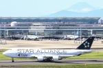 cherrywing787さんが、羽田空港で撮影したタイ国際航空 747-4D7の航空フォト(写真)