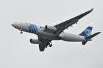 Peamanさんが、フランクフルト国際空港で撮影したエジプト航空 A330-243の航空フォト(写真)