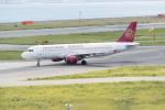 きゅうさんが、関西国際空港で撮影した吉祥航空 A320-214の航空フォト(写真)