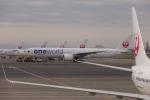 nobu2000さんが、羽田空港で撮影した日本航空 777-346/ERの航空フォト(写真)
