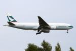 Echo-Kiloさんが、新千歳空港で撮影したキャセイパシフィック航空 777-267の航空フォト(写真)