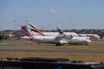しかばねさんが、シドニー国際空港で撮影したヴァージン・オーストラリア・リージョナル ATR-72-600の航空フォト(写真)