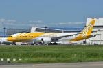 よしポンさんが、成田国際空港で撮影したスクート・タイガーエア 787-9の航空フォト(写真)