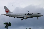 Kuuさんが、鹿児島空港で撮影したジェイ・エア ERJ-170-100 (ERJ-170STD)の航空フォト(写真)