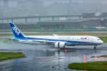 SGR RTさんが、羽田空港で撮影した全日空 787-9の航空フォト(写真)