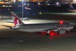 やつはしさんが、羽田空港で撮影したカタール航空 787-8 Dreamlinerの航空フォト(写真)