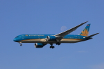 じゃりんこさんが、成田国際空港で撮影したベトナム航空 787-9の航空フォト(写真)