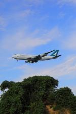 じゃりんこさんが、成田国際空港で撮影したキャセイパシフィック航空 747-467F/ER/SCDの航空フォト(写真)