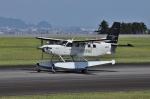 yamatoさんが、静岡空港で撮影したせとうちSEAPLANES Kodiak 100の航空フォト(写真)