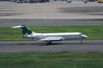 神宮寺ももさんが、羽田空港で撮影したNoristevo Investments Ltd BD-700 Global Express/5000/6000の航空フォト(写真)