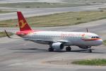 セブンさんが、関西国際空港で撮影した天津航空 A320-214の航空フォト(写真)