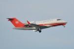 さくらの城南山。さんが、羽田空港で撮影したWanfeng Aviation CL-600-2B16 Challenger 605の航空フォト(写真)