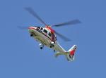パンサーRP21さんが、朝日航洋川越メンテナンスセンターで撮影した朝日航洋 AS365N3 Dauphin 2の航空フォト(写真)