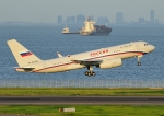 じーく。さんが、羽田空港で撮影したロシア航空 Tu-204/214/234の航空フォト(飛行機 写真・画像)