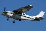(`・ω・´)さんが、調布飛行場で撮影した川崎航空 TU206G Turbo Stationair 6 IIの航空フォト(写真)