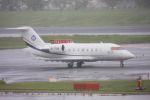 wunalaさんが、成田国際空港で撮影した不明 CL-600-2B16 Challenger 605の航空フォト(写真)