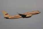 VIPERさんが、羽田空港で撮影したロシア航空 Tu-204-300の航空フォト(写真)