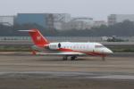 たまさんが、羽田空港で撮影したWanfeng Aviation CL-600-2B16 Challenger 605の航空フォト(写真)