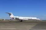 VIPERさんが、羽田空港で撮影したヒューレット・パッカード G-V Gulfstream Vの航空フォト(写真)