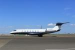 VIPERさんが、羽田空港で撮影した不明 Gulfstream G650ER (G-VI)の航空フォト(写真)