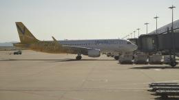 Lovely-Akiさんが、関西国際空港で撮影したバニラエア A320-214の航空フォト(写真)