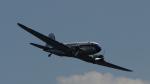じょーじさんが、幕張海浜公園で撮影したスーパーコンステレーション飛行協会 DC-3Aの航空フォト(写真)