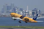 hnd22さんが、羽田空港で撮影した全日空 777-281/ERの航空フォト(写真)