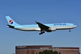 よしポンさんが、成田国際空港で撮影した大韓航空 A330-323Xの航空フォト(写真)