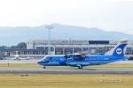 Taishinさんが、熊本空港で撮影した天草エアライン ATR-42-600の航空フォト(写真)