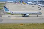 amagoさんが、関西国際空港で撮影したエアプサン A321-231の航空フォト(写真)