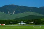 Taishinさんが、熊本空港で撮影したソラシド エア 737-86Nの航空フォト(写真)