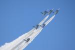 Dickiesさんが、松島基地で撮影した航空自衛隊 T-4の航空フォト(写真)