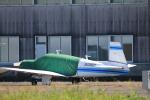 msrwさんが、龍ヶ崎飛行場で撮影した日本個人所有 M20J 201の航空フォト(写真)