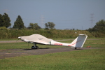 msrwさんが、大利根飛行場で撮影した日本モーターグライダークラブ G109Bの航空フォト(写真)