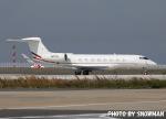 snowmanさんが、中部国際空港で撮影したアメリカ企業所有 G650 (G-VI)の航空フォト(写真)