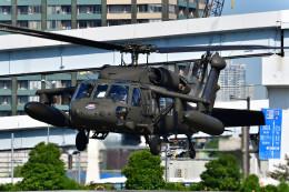 東京臨海広域防災公園ヘリポート - Tokyo Seaside  Disaster Prevention Park Heliportで撮影された東京臨海広域防災公園ヘリポート - Tokyo Seaside  Disaster Prevention Park Heliportの航空機写真