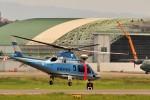 yukitoさんが、名古屋飛行場で撮影した静岡県警察 A109E Powerの航空フォト(写真)