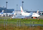 mojioさんが、成田国際空港で撮影した朝日航洋 680 Citation Sovereignの航空フォト(飛行機 写真・画像)