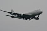 HS888さんが、鹿児島空港で撮影したウィルミントン・トラスト・カンパニー 747-4KZF/SCDの航空フォト(写真)