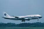 トロピカルさんが、成田国際空港で撮影したヴァリグ 747-341の航空フォト(写真)