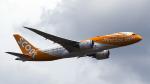 captain_uzさんが、成田国際空港で撮影したスクート・タイガーエア 787-8 Dreamlinerの航空フォト(写真)