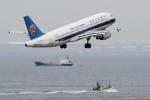yabyanさんが、中部国際空港で撮影した中国南方航空 A320-214の航空フォト(写真)