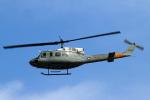 りんたろうさんが、横田基地で撮影したアメリカ空軍 UH-1Nの航空フォト(写真)