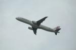 Fly Yokotayaさんが、香港国際空港で撮影したキャセイドラゴン A321-231の航空フォト(写真)