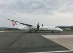 kumagorouさんが、出雲空港で撮影した日本エアコミューター DHC-8-402Q Dash 8の航空フォト(飛行機 写真・画像)