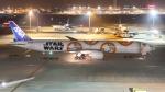 dianaさんが、羽田空港で撮影した全日空 777-381/ERの航空フォト(写真)